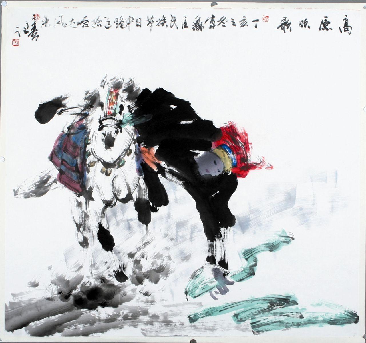 动感101欢哥_::香港国际画院::艺术家::梁永贵